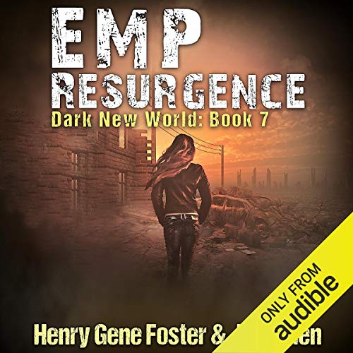 EMP Resurgence audiobook cover art