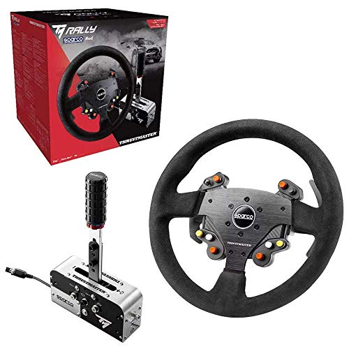 Thrustmaster 4060131 Rally Race Gear Sparco Mod - Bundle - PC