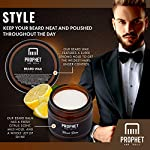 Beard Kit for Men Grooming And Care | 6 Pieces | Personal Barber in Your Bathroom | Organic Ingredients to Grow Thicker… 6