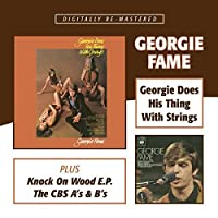 Georgie Does His Thing With Strings/Knock On Wood E.P. + Bonus Tracks / Georgie Fame by Georgie Fame