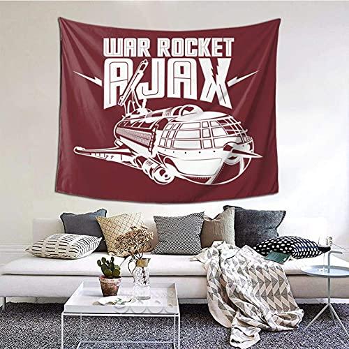Hdadwy Uw beste keuze Flash Gordon oorlog raket Ajax wandtapijten met kunst natuur huis stijlvolle wandkleden wandtapijt slaapkamer party decor (60 x 51 inch)