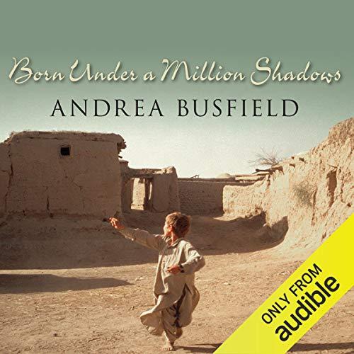 Born Under a Million Shadows audiobook cover art