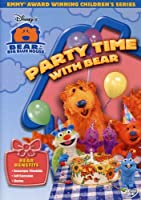 Party Time With Bear [DVD] [Import]