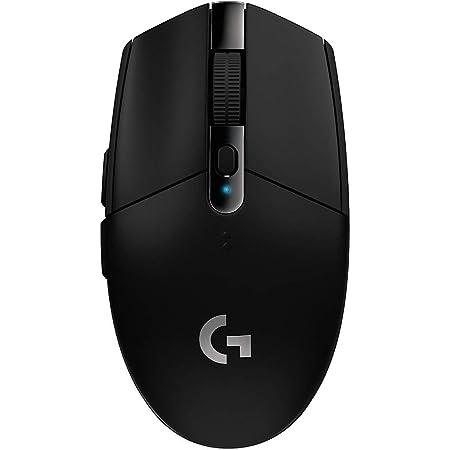 Logicool G ロジクール G ゲーミングマウス ワイヤレス G304 HERO センサー LIGHTSPEED 無線 99g 軽量 G304 国内正規品 【 ファイナルファンタジーXIV 推奨周辺機器 】