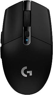 Logicool G ゲーミングマウス 無線 G304 HEROセンサー LIGHTSPEED ワイヤレス 99g軽量 G304 国内正規品