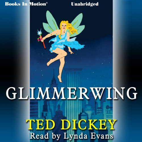 Glimmerwing audiobook cover art