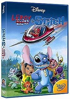 Leroy & Stitch Francia DVD