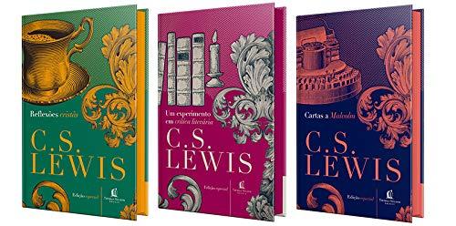 Kit C.s. Lewis Reflexões