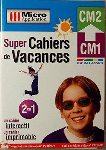 Super Cahiers de Vacances CM1-CM2. CD-ROM