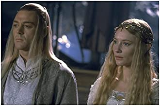 The Lord of the Rings: The Return of the King 8x10 Photo Marton Csokas & Cate Blanchett kn