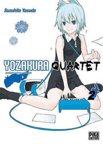 Yozakura Quartet T02 : Quartet of cherry blossoms in the night