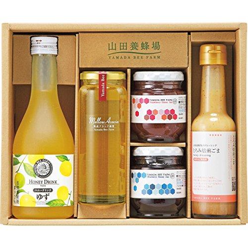 山田養蜂場『完熟はちみつギフト』