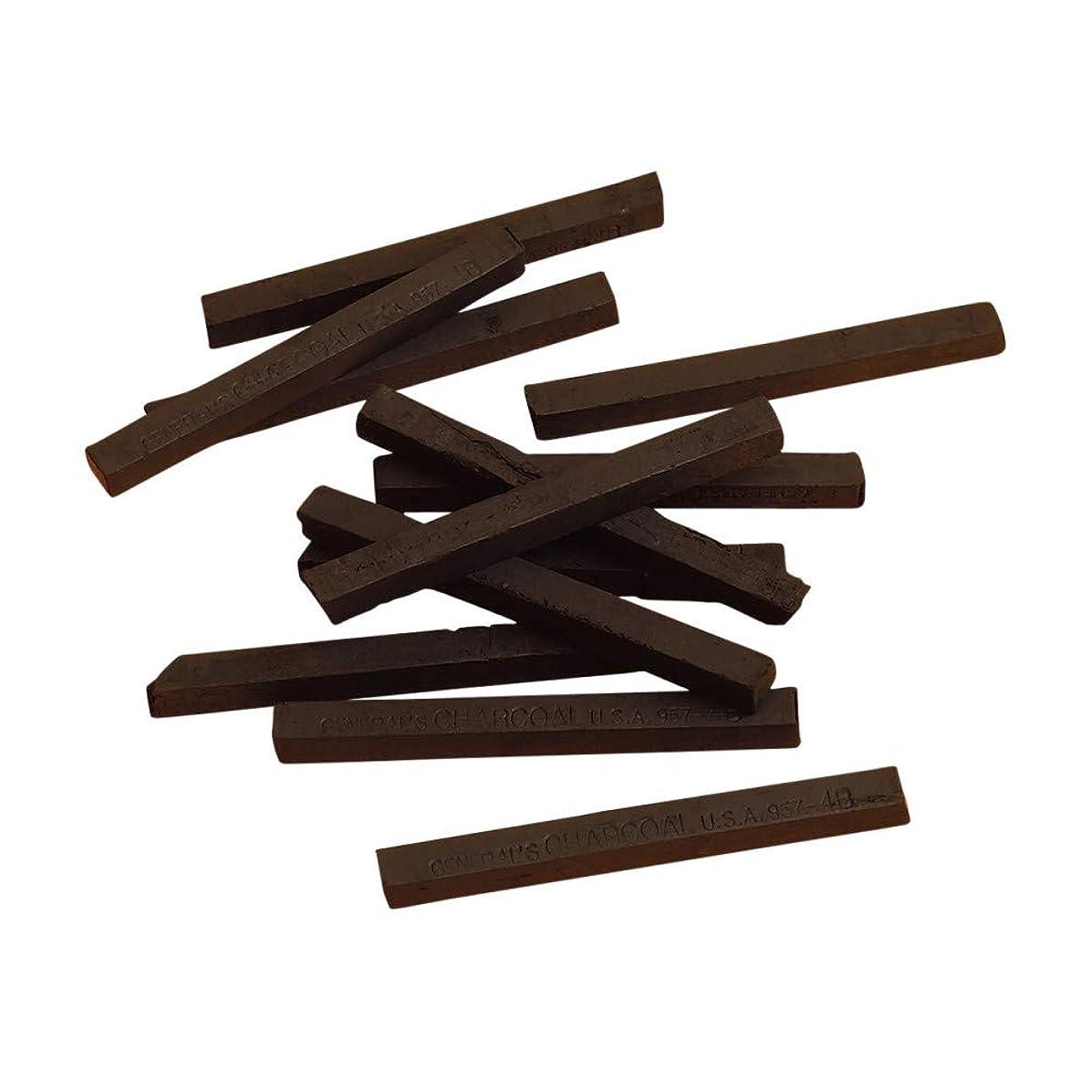 Compressed Charcoal 4B Stick