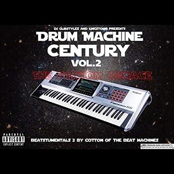Drum Machine Century Vol. 2 (The Fantom Menace)
