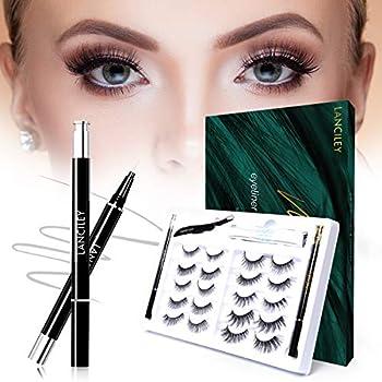 Lanciley Magic Eyelashes and Eyeliner Kit
