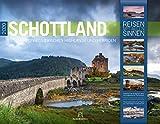 Schottland 2020, Wandkalender im Querformat (54x42 cm) - Natur- und Reisekalender mit Monatskalendarium (Reisen mit allen Sinnen) - Ackermann Kunstverlag