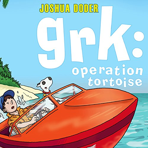 Grk audiobook cover art