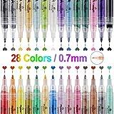 Acrylstifte Marker Stifte 28 Farben