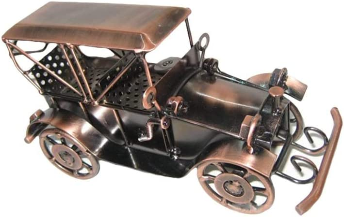 HJHJK Classic Car Ornaments Wrought Model Crafts Iron Save money Metal Miami Mall