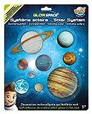 Buki France- Sistema Solar fosforescente (3DF10)