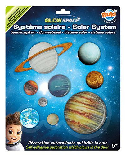 Buki - 3DF10 - Système solaire