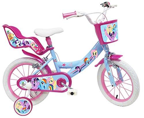 DENVER BIKE 17285 Denver Little Pony - Bicicleta (35,5 cm),