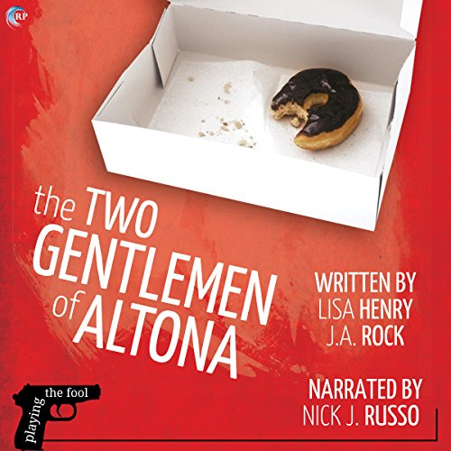 The Two Gentlemen of Altona audiobook cover art