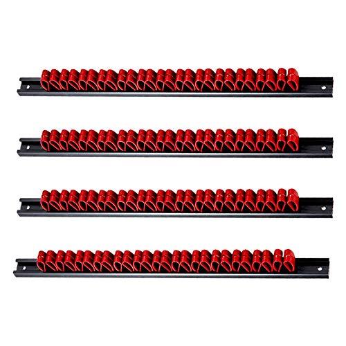 3-H Schraubendreher-Organizer und Schraubenschlüssel-Organizer 4 Stück, Handwerkzeughalter,...