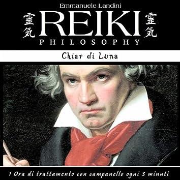 Reiki Philosophy: Chiar di luna (1 ora di trattamento con campanello ogni 3 minuti)