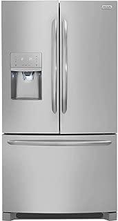 'Frigidaire Gallery Stainless Steel French Door Counter Depth Refrigerator'