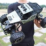 Modelo de coche al lado del camino 01:14 a las cuatro ruedas elegante coche de juguete de control remoto de simulación coche teledirigido el nuevo padre-hijo de carga eléctrico for niños Escalada inal