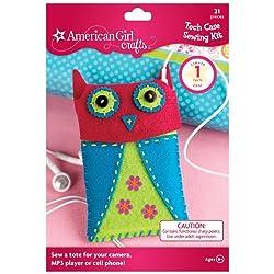 Owl phone case sewing kit