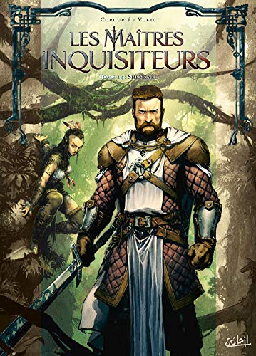 Les Maîtres Inquisiteurs T14 : Shenkaèl (French Edition)