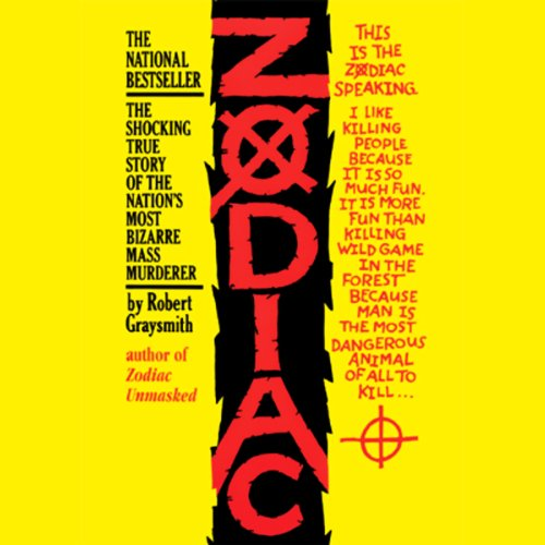 Zodiac audiobook cover art