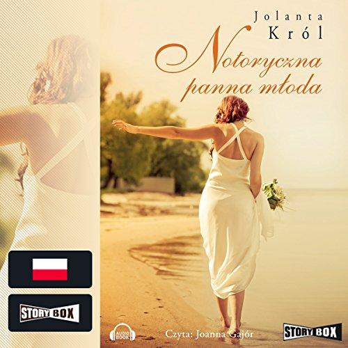 Notoryczna panna mloda audiobook cover art