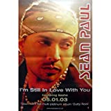 Sean Paul - Riesenposter I'm still in love with you