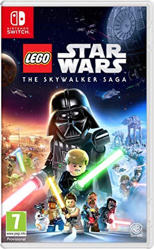 Juegos Nintendo Switch Lego Star Wars Marca Warner Bros. Interactive Entertainment