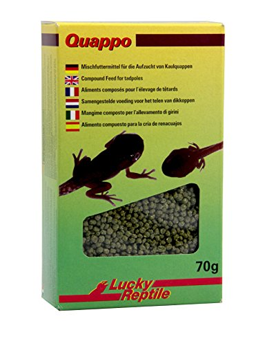 Lucky Reptile Quappo 70g, Kaulquappenfutter