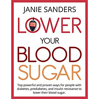 Lower Your Blood Sugar cover art