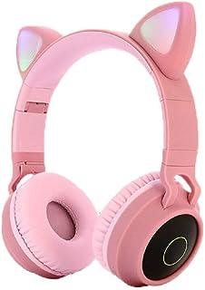 YUTALOW Auriculares inalámbricos Bluetooth con orejas de ga