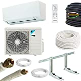 Daikin 3.5 KW reversible air conditioning with 5-meter link kit