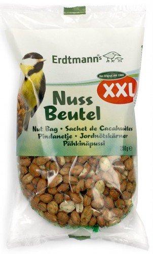 Erdtmanns Nussbeutel XXL, 250 g