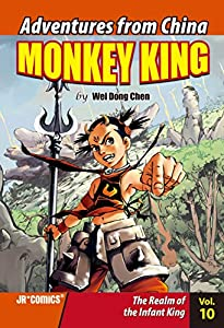 Monkey King Volume 10: The Realm of the Infant King