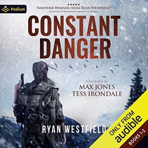 Constant Danger: Publisher's Pack cover art