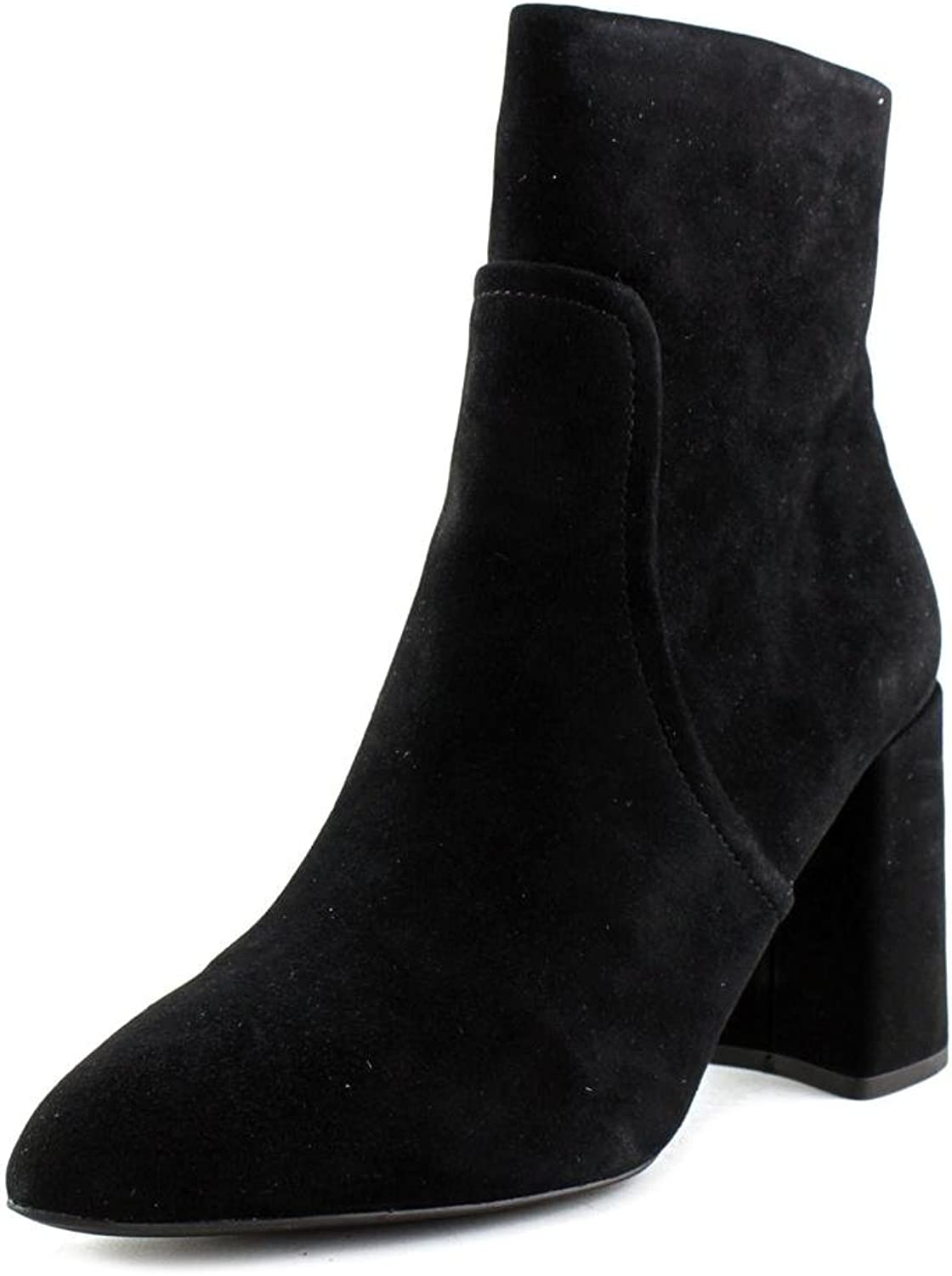 Steve Madden Womens Jaque Leather Closed Toe Ankle Fashion Boots Fashion Boots