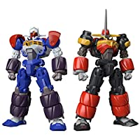 スーパーミニプラ GEAR戦士電童 (2個入) 食玩・ガム (GEAR戦士 電童)