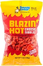 New 314857 Granny Goose Hot Cheese Curls 7 Oz (20-Pack) Snacks Cheap Wholesale Discount Bulk Snacks Snacks Fashion Accessories