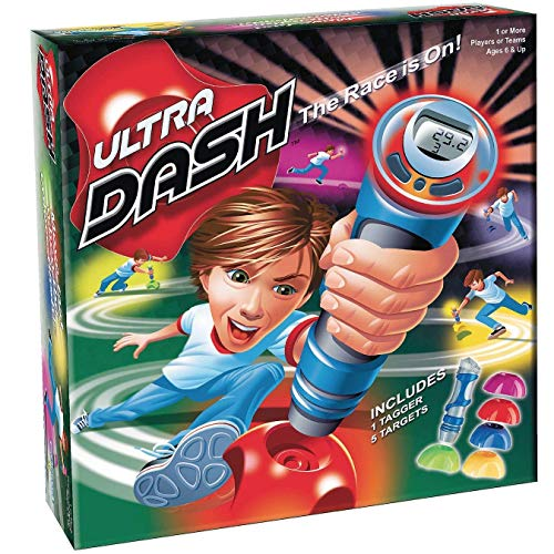 University Games 1261 PTC7015 Ultra Dash-Spiel, Multi