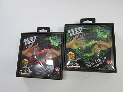 WOW Factory 2 Light Sender Bright Bugz Red and Green Bundle