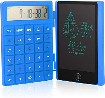 Calcolatrice Tablet per tablet LCD ultrasottile da 8 pollici Stilo Processo di calcolo della riproduzione in inglese Tablet elettronico piatto (5 pcs Calcolatrice) - Trova i prezzi più bassi